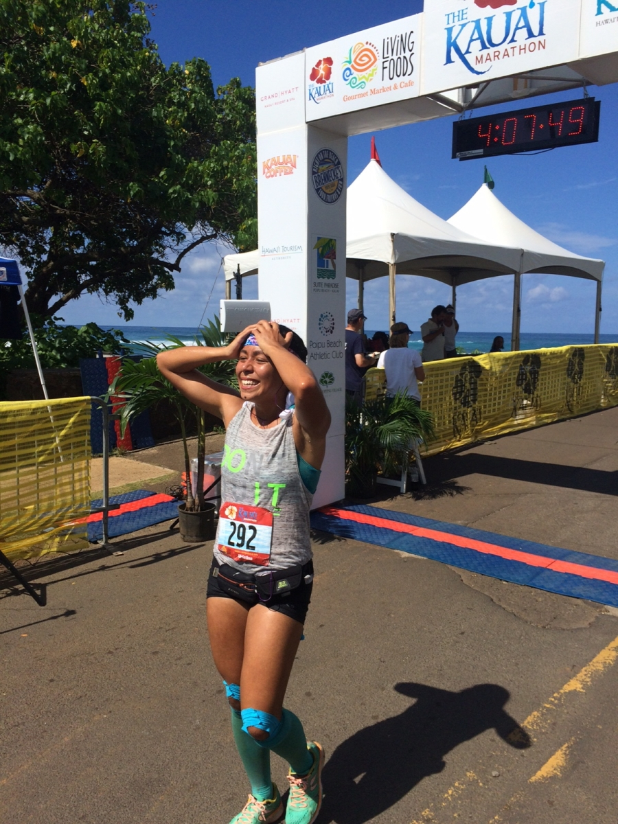 Run Your Race: Reflections After the Kaua'i Marathon