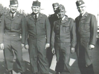 My abuelo, second from the right.